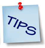 Tips and Notes Web Design by Knight